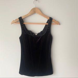 Arianne corset tank top
